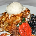 bread pudding @dish